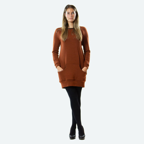 Southland Sweater Dress - Janelle Hinch