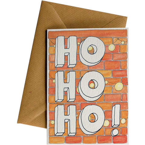 Little Difference 'Ho Ho Bricks' Gift Card