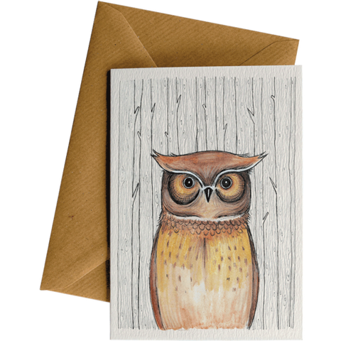 Little Difference 'Owl' Gift Card