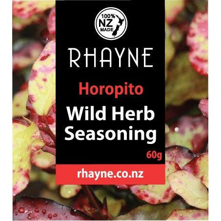 Rhayne Horopito Wild Herb Seasoning