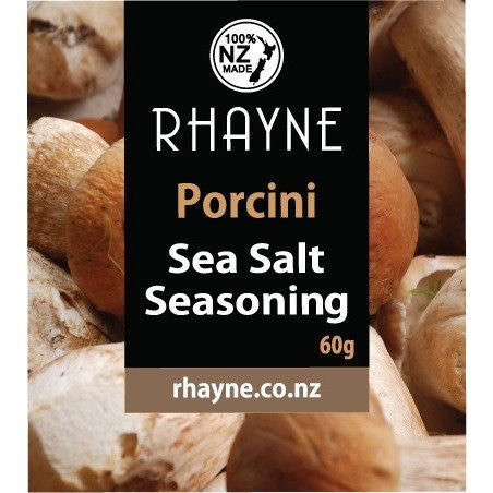 Rhayne Porcini Sea Salt Seasoning