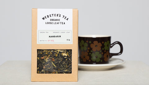 Webster's Loose Leaf Tea
