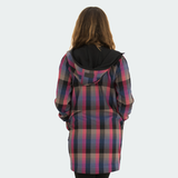 Anorak - Pink Plaid