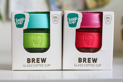 KeepCup - Brew Glass 8Oz