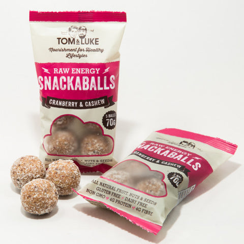 Tom & Luke Snackaballs