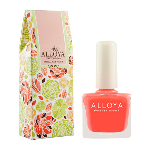 natural nail polish alloya