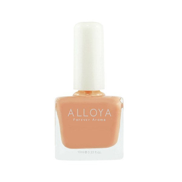 009 Summer Sunshine | ALLOYA All Natural Nail Polish, Non-Toxic Nail ...