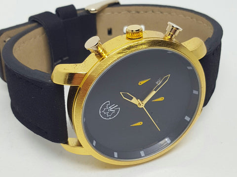 Cronclass Gold/Black 45mm