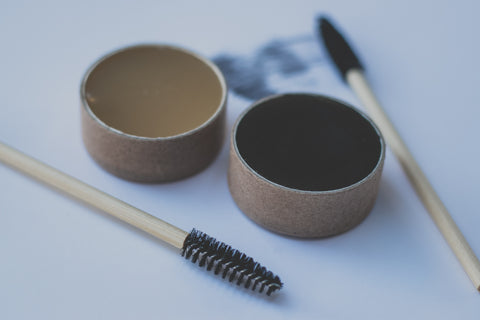 brow taming + mascara duo