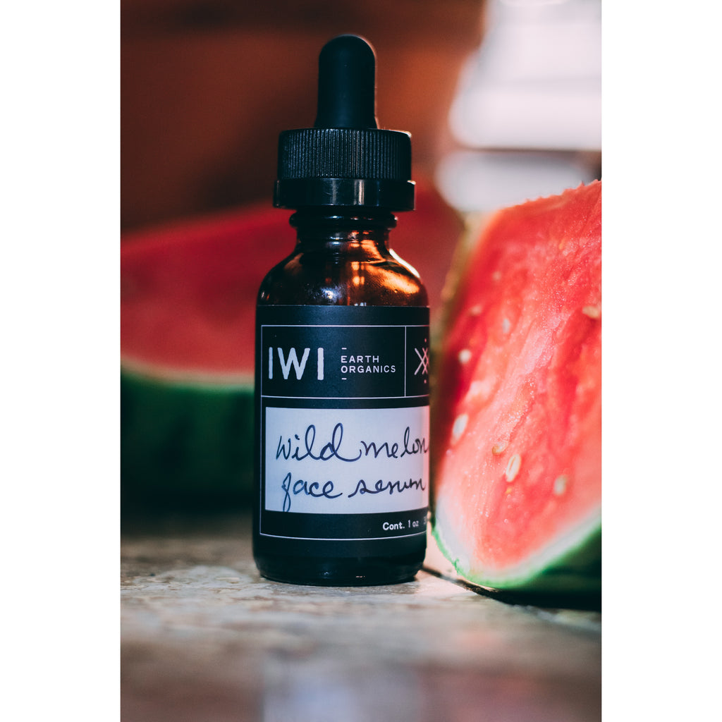 wild melon face serum