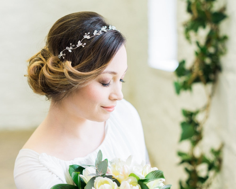 Wedding Hair Vines - Jules Bridal Jewellery