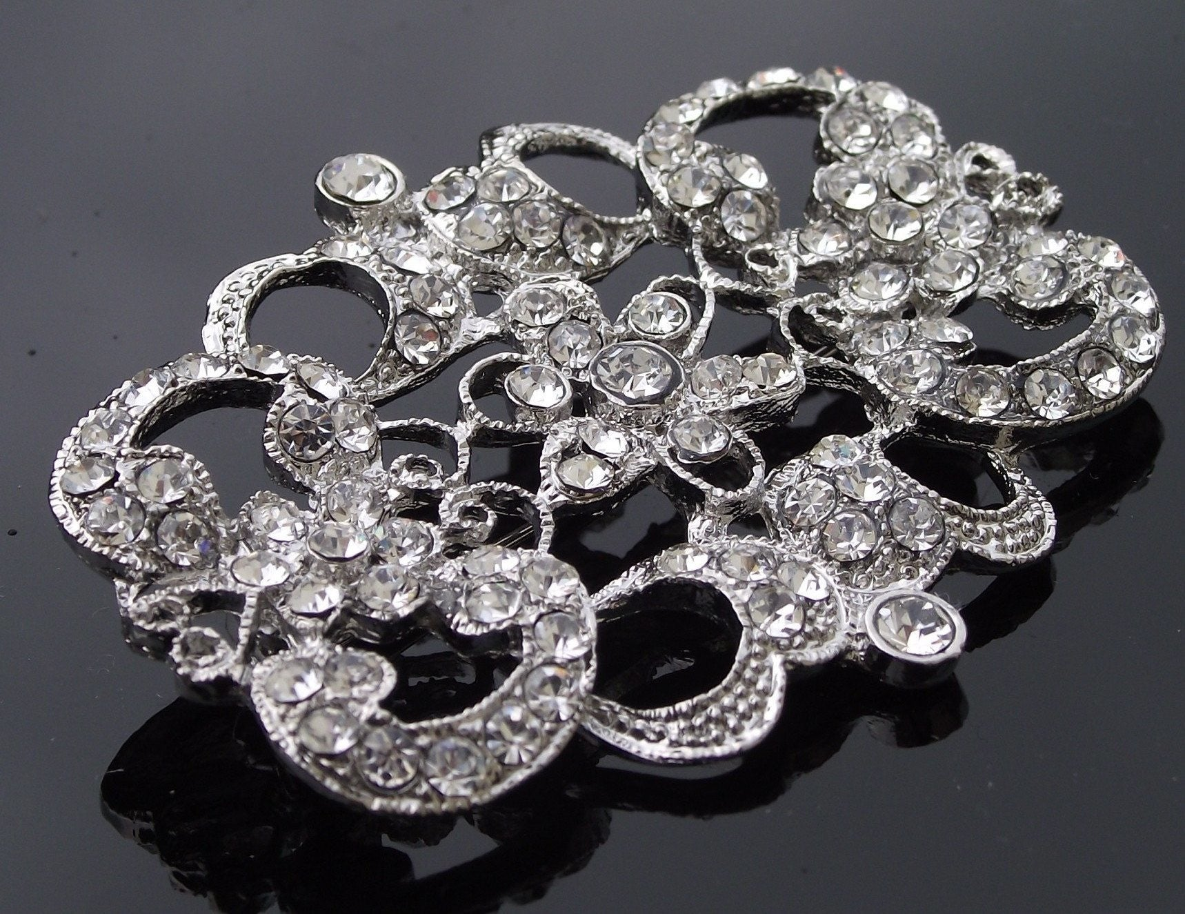 ... Wedding Brooches - Rhinestone d1fbd14c6