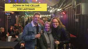 ZOE LADYMAN FROM AKARUA VISITS THE NEW ZEALAND CELLAR
