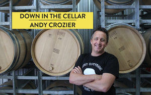 Andy Crozier from Burn Cottage talks with The New Zealand Cellar