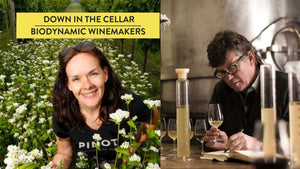 Biodynamic winemaking with James Millton And Anna Flowerday