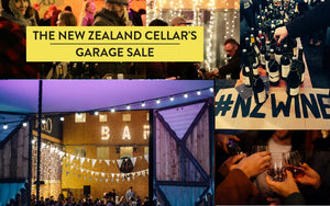 THE NEW ZEALAND CELLAR'S GARAGE SALE