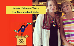 Jancis Robinson in The New Zealand Cellar
