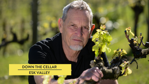 Gordon Russell from Esk Valley talks with The New Zealand Cellar
