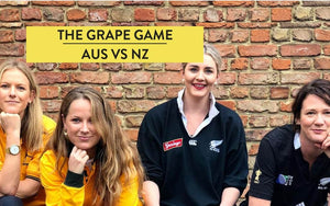 The Grape Game : All Blacks VS Wallabies