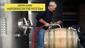 Kevin Judd, Head Winemaker at Greywacke