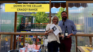 MARY-JEANNE HUTCHINSON FROM CRAGGY RANGE TALKS WITH THE NEW ZEALAND CELLAR