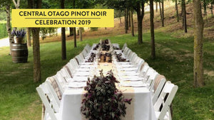 Central Otago Pinot Noir Celebration 2019