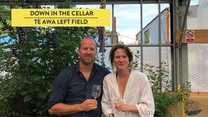 RICHARD PAINTER FROM TE AWA LEFT FIELD WINES TALKS WITH THE NEW ZEALAND CELLAR