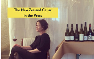 The New Zealand Cellar in the Press