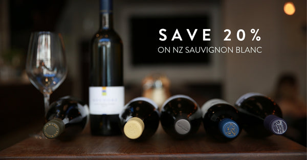 New Zealand Sauvignon Blanc Day Sale