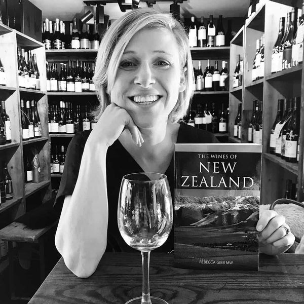 Rebecca Gibb's NZ Wine Collection