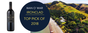 Man O' War Ironclad | Top NZ Wine of 2018