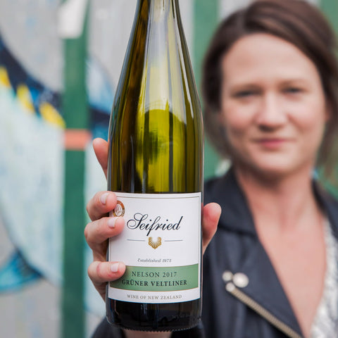 Seifried Gruner Veltliner 2017 | New Zealand Cellar
