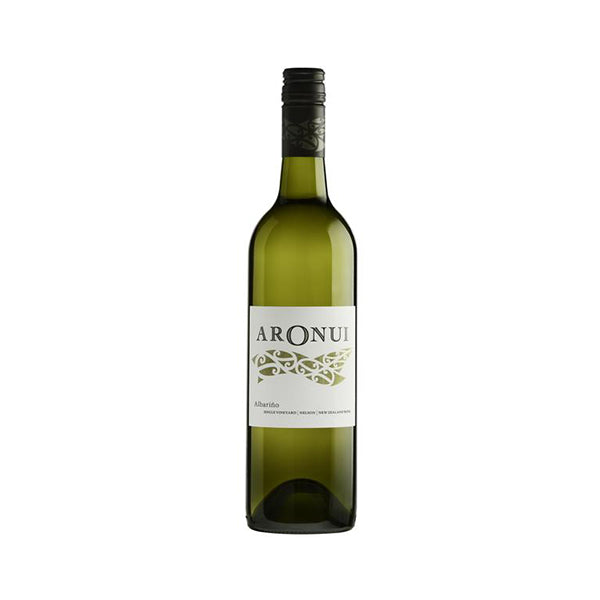 Aronui Single Vineyard Albariño 2016