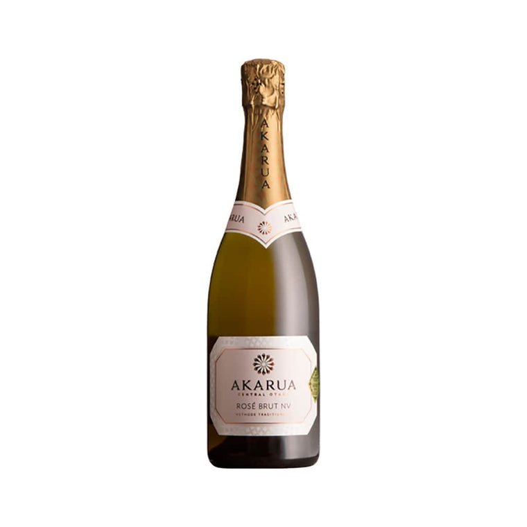 Akarua NV Rose Brut New Zealand Wine