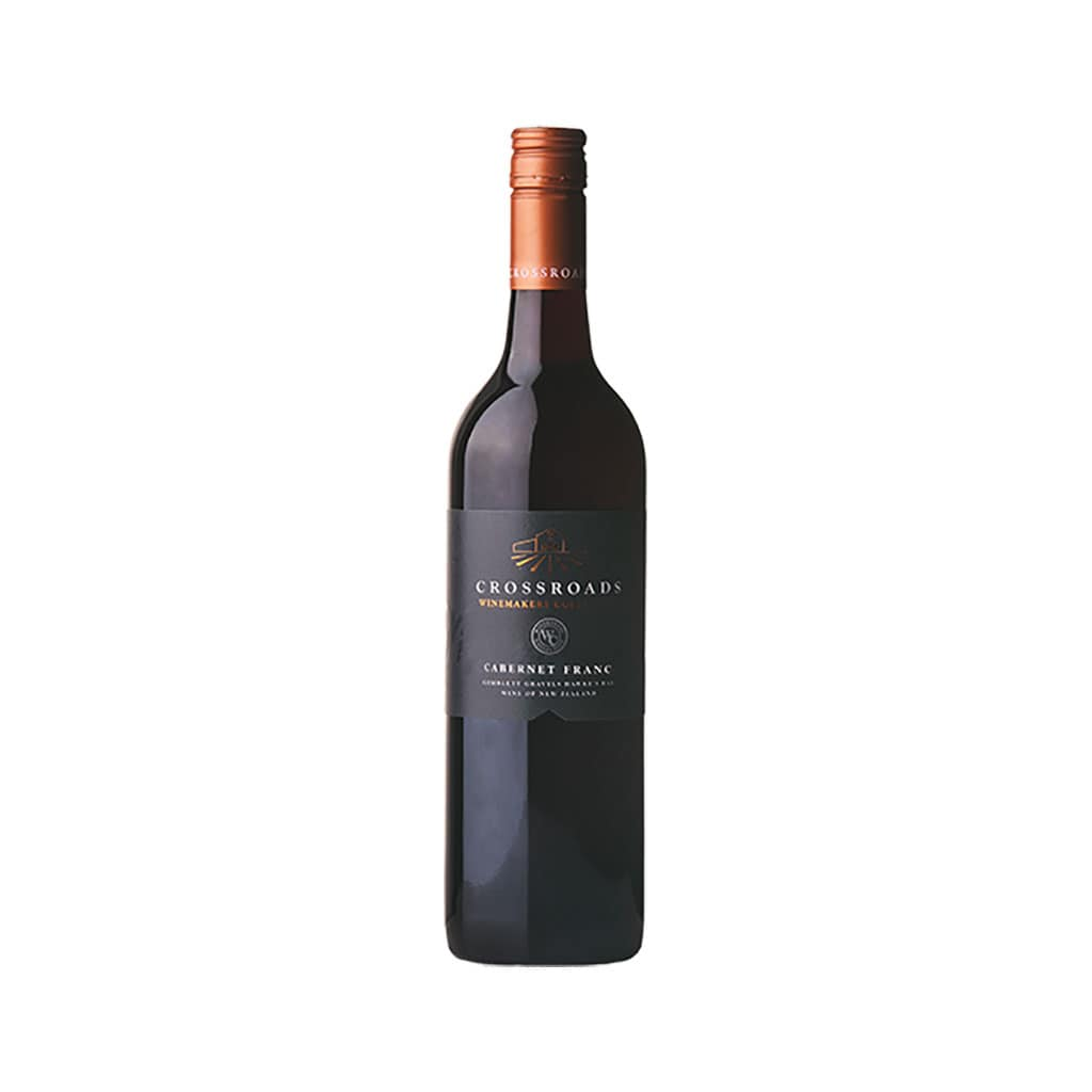 Crossroads Cabernet France New Zealand Wine