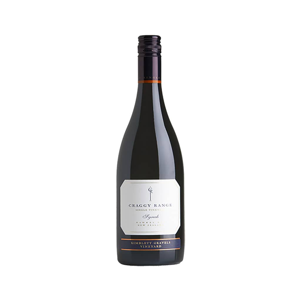 Craggy Range Syrah New Zealand Wine