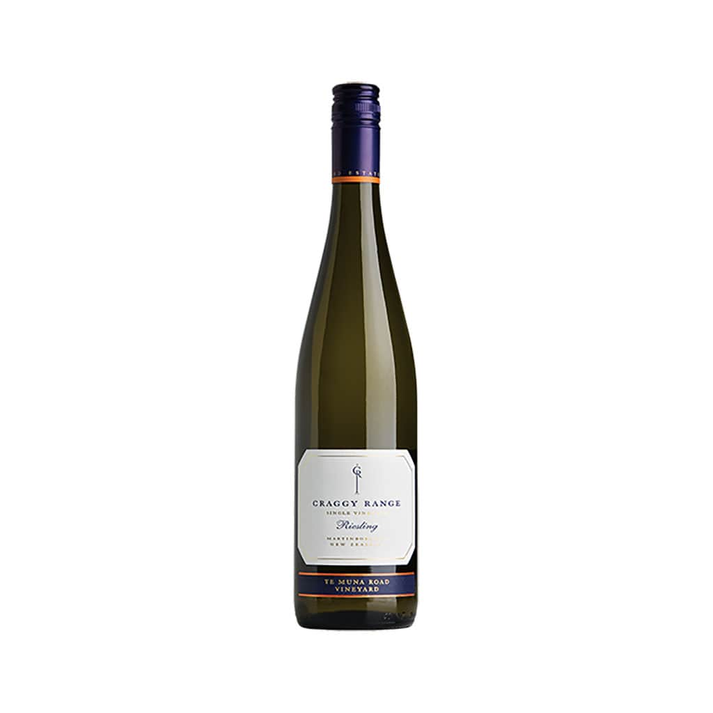 Craggy Range Riesling Te Muna Road New Zealand Wine