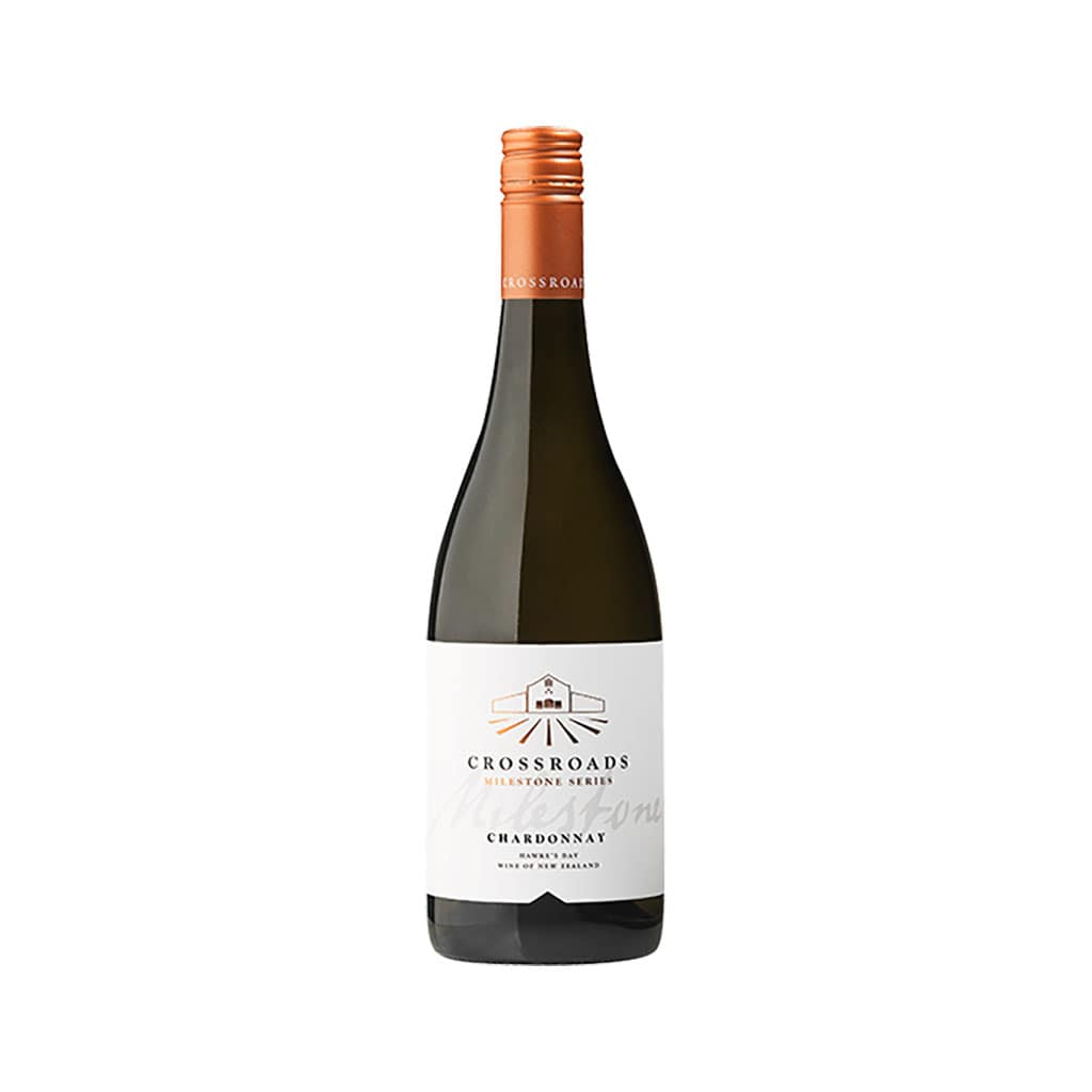Crossroads Chardonnay New Zealand Wine