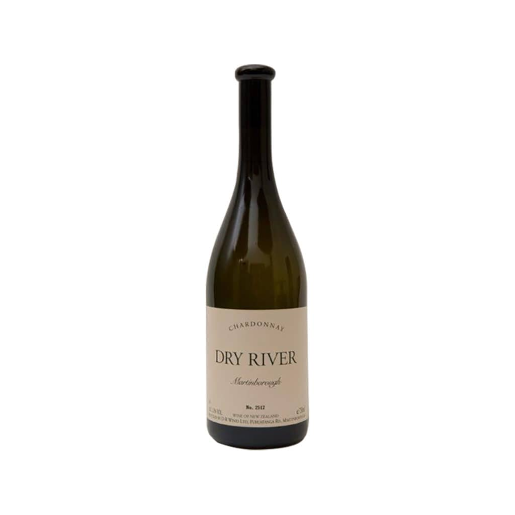 Dry River Chardonnay New Zealand Wine