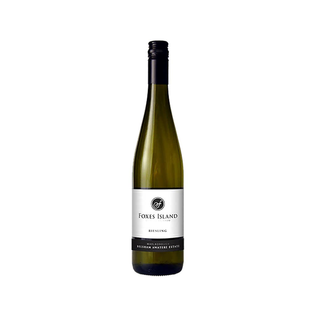 Foxes Island Riesling New Zealand Wine