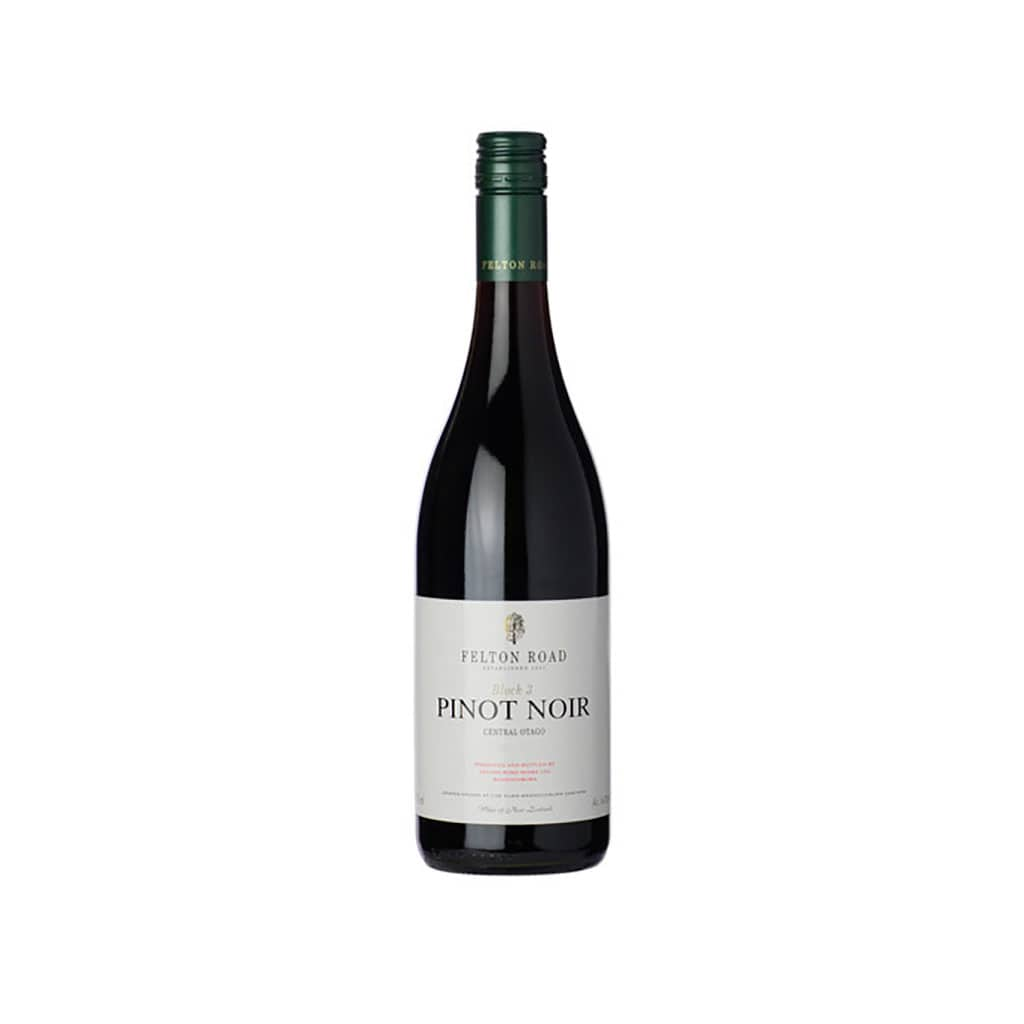 Felton Road Block 3 Point Noir New Zealand Wine