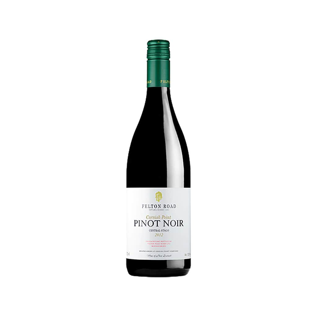 Felton Road Cornish Point Pinot Noir Otago New Zealand Wine