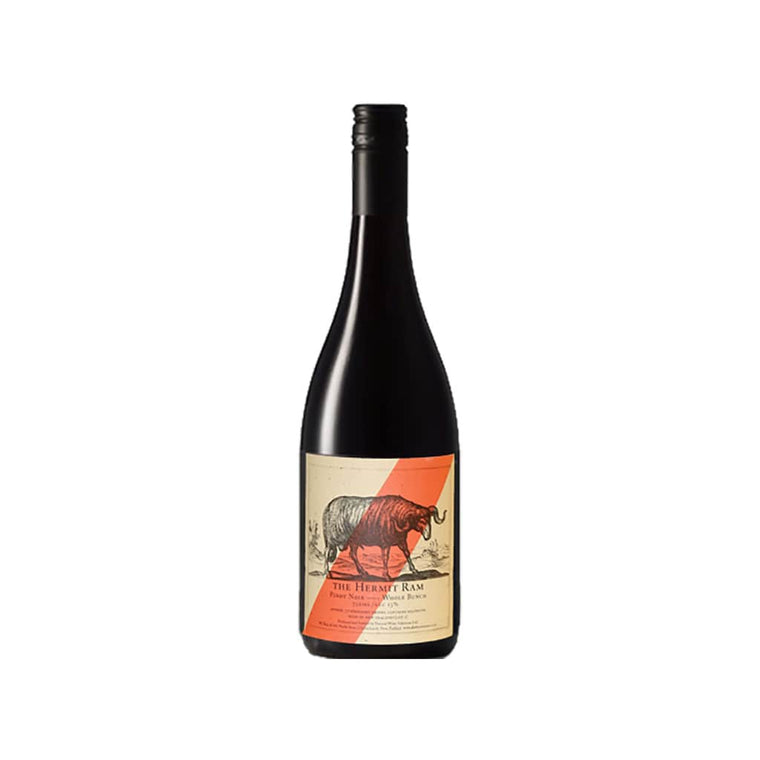 The Hermit Ram Whole Bunch Pinot Noir 2015 Canterbury New Zealand Wine