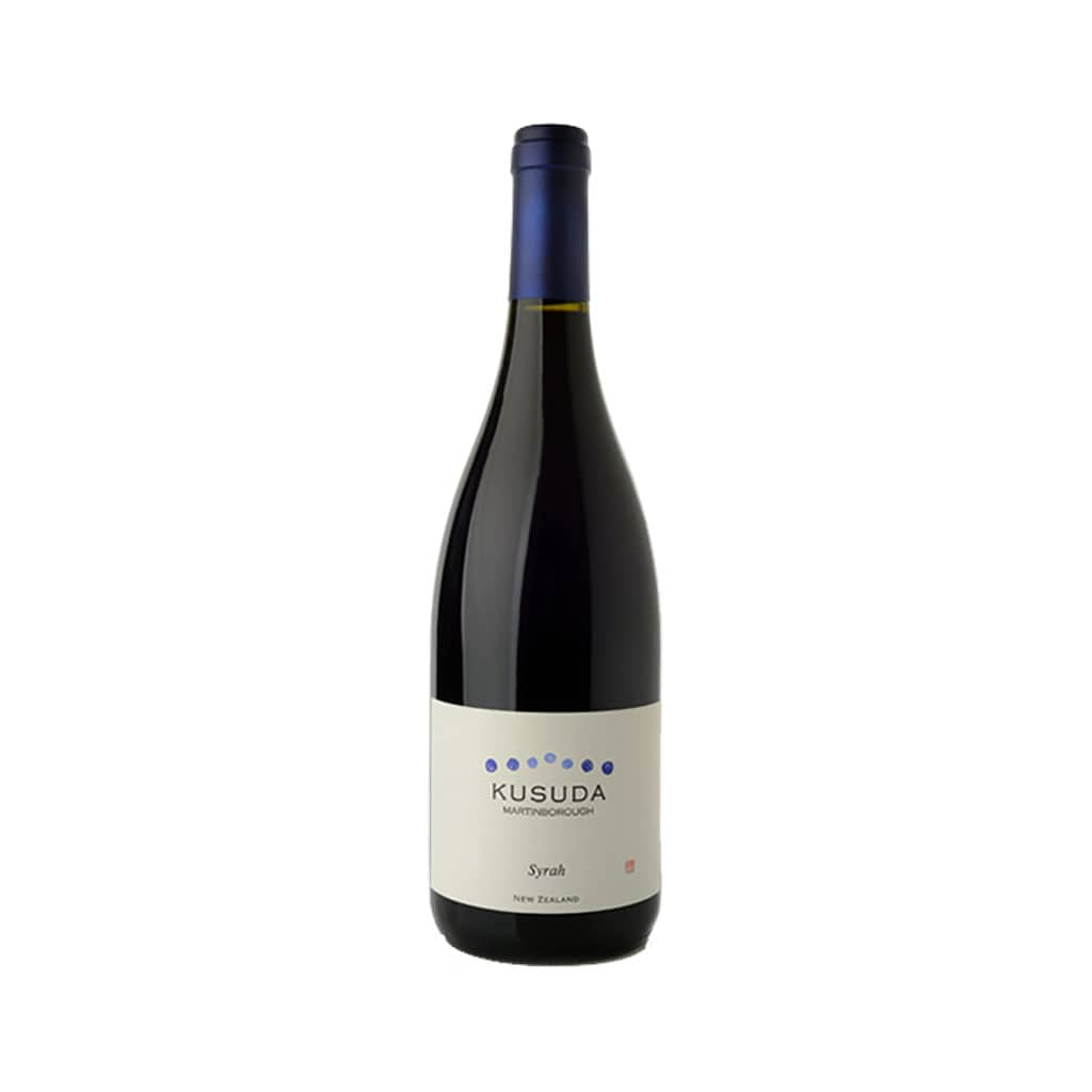 Kusuda Syrah New Zealand Wine
