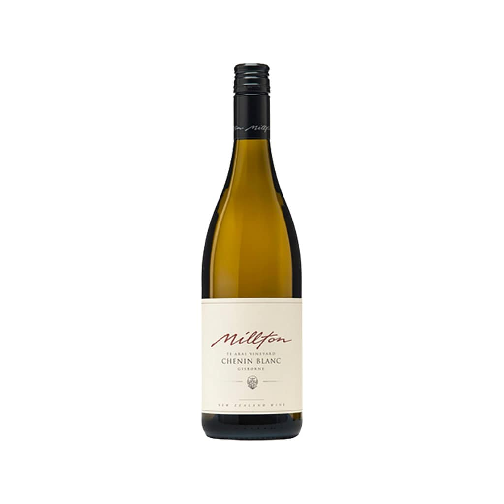 Millton Te Arai Vineyard Chenin Blanc Gisborne New Zealand Wine