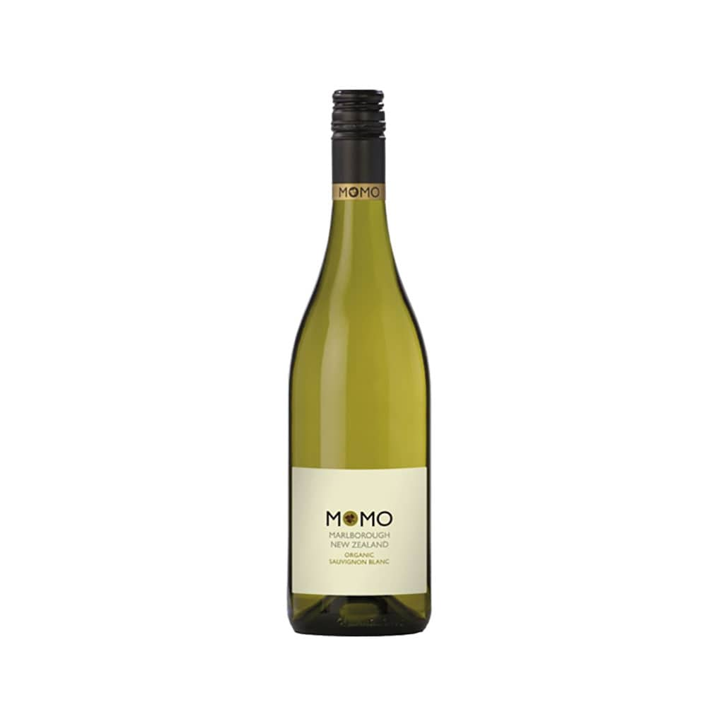 Momo Sauvignon Blanc Marlborough New Zealand Wine
