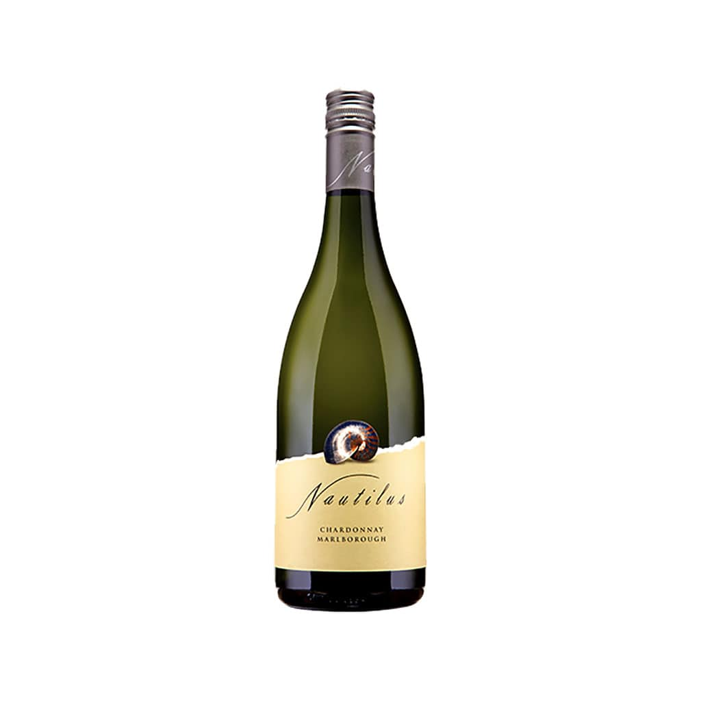 Nautilus Chardonnay Marlborough New Zealand Wine