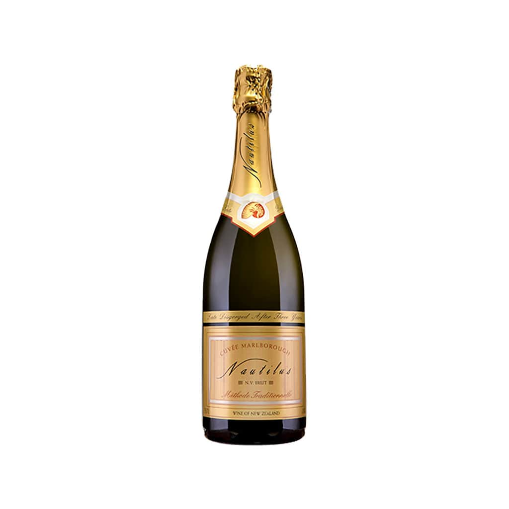 Nautilus Classic Cuvee Sparkling Marlborough New Zealand Wine
