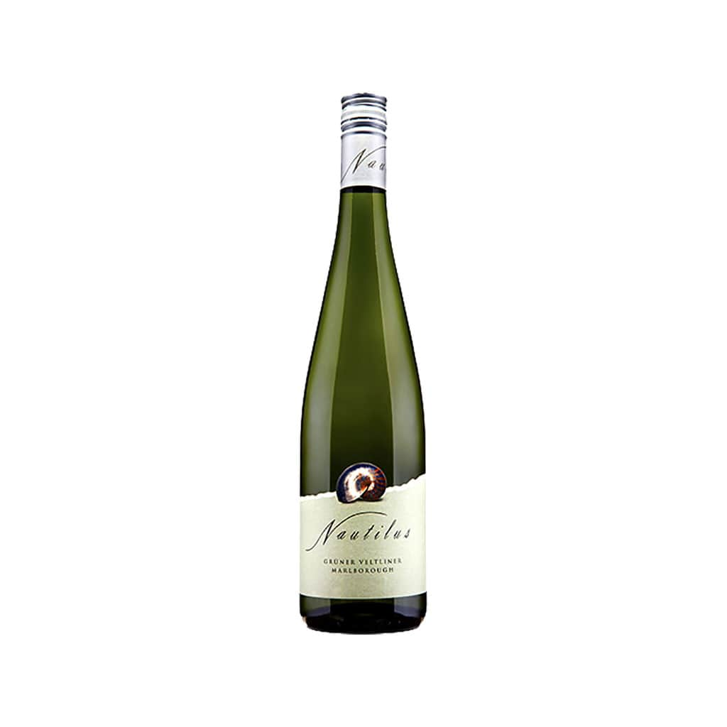Nautilus Gruner Veltliner Marlborough New Zealand Wine