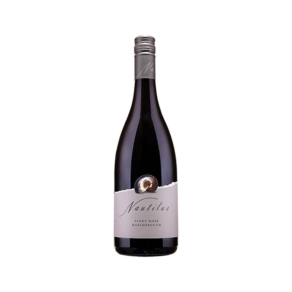 Nautilus Pinot Noir Marlborough New Zealand Wine
